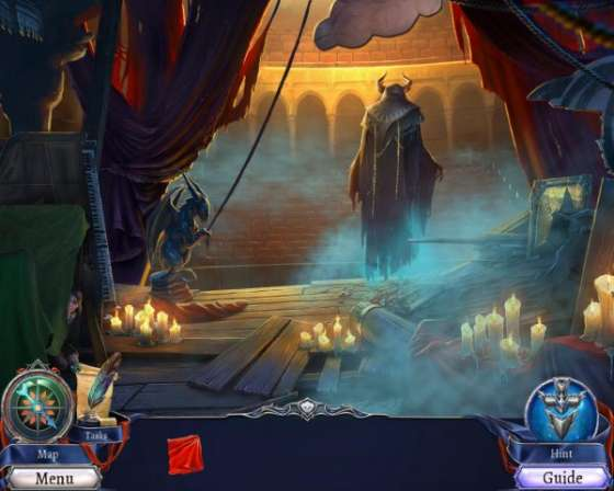 Grim Legends 3: The Dark City Collectors Edition (2016) - полная версия