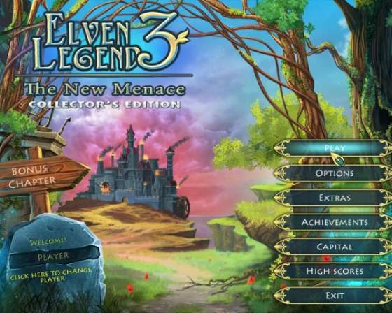 Elven Legend 3: The New Menace Collectors Edition (2016) - полная версия