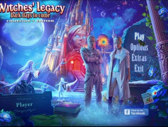 Witches Legacy 8: Dark Days to Come Collectors Edition (2016) - полная версия
