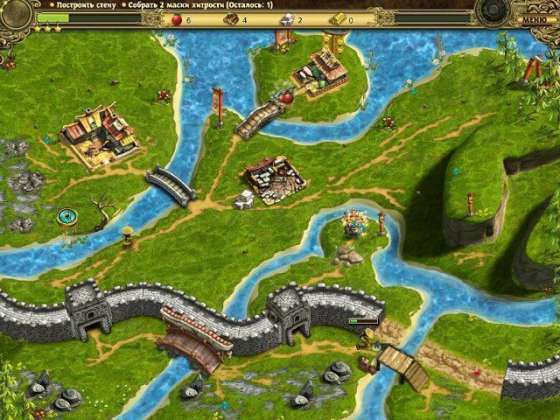 Возведение Великой китайской стены. Коллекционное издание - полная версия