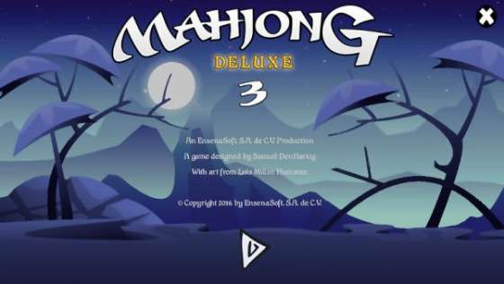 Mahjong Deluxe 3 (2016) - полная версия