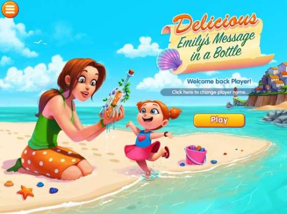 Delicious 13: Emilys Message in a Bottle Platinum Edition (2016) - полная версия