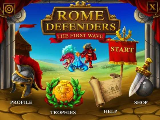 Rome Defenders: The First Wave (2016) - полная версия
