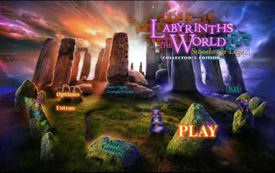 Labyrinths of the World 4: Stonehenge Legend Collectors Edition (2016) - полная версия