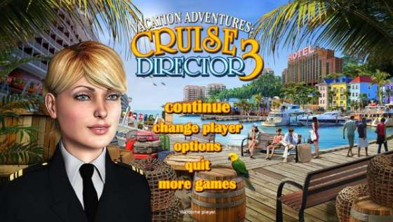 Vacation Adventures: Cruise Director 3 (2016) - полная версия