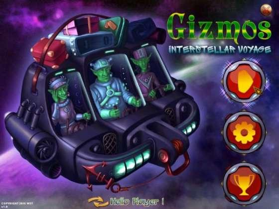 Gizmos Interstellar Voyage (2016) - полная версия