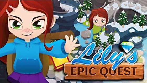 Lilys Epic Quest (2016) - полная версия