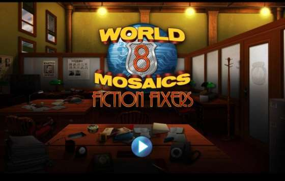 World Mosaics 8: Fiction Fixers (2016) - полная версия
