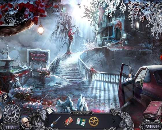 Grim Tales 11: Crimson Hollow Collector's Edition (2016) - полная версия