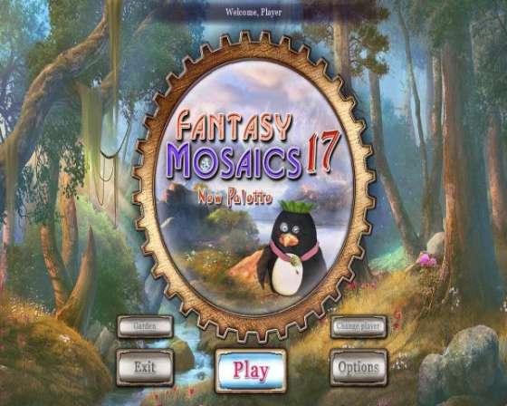 Fantasy Mosaics 17: New Palette (2016) - полная версия