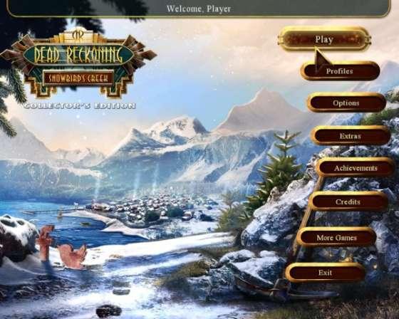 Dead Reckoning 5: Snowbird's Creek Collector's Edition (2016) - ������ ������