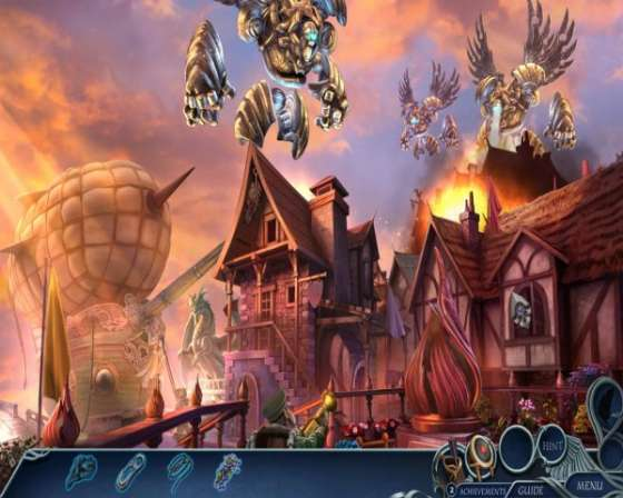 Dark Realm 3: Lord Of The Winds Collectors Edition (2016) - полная версия
