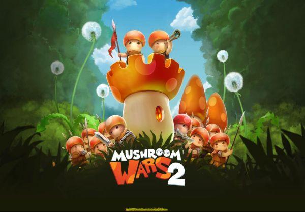 Mushroom Wars 2 (2017) - полная версия
