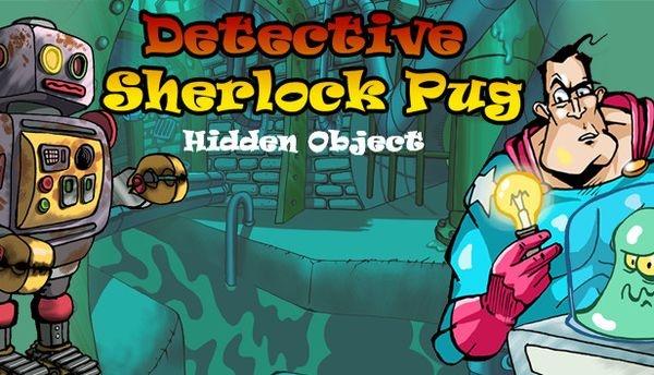 Detective Sherlock Pug: Hidden Object (2019) - полная версия на русском