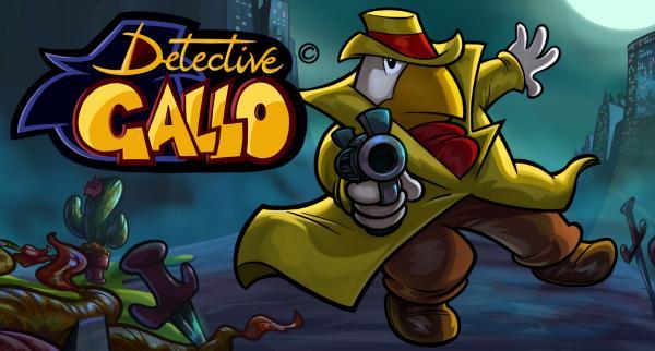 Detective Gallo (2019) - полная версия на русском