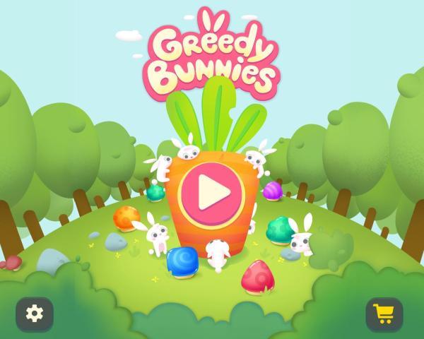Greedy Bunnies (2019) - полная версия
