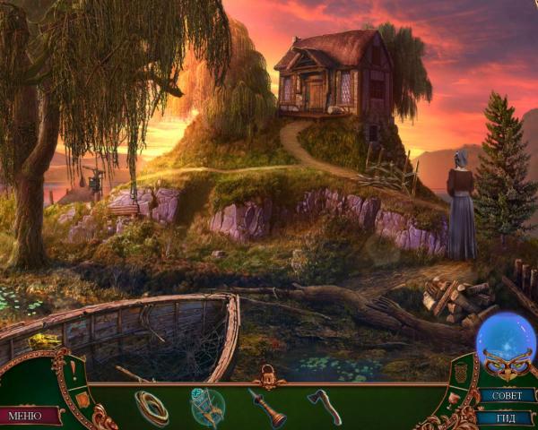 Мифы народов мира 16. Под водой. Коллекционное издание (2019) - полная версия