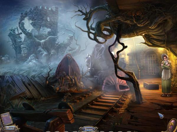 Секреты Белль. Культ тьмы и кровные узы. Коллекционное издание (2019) - полная версия