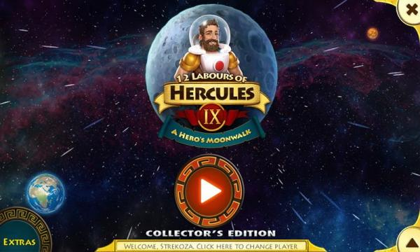 12 Labours of Hercules IX: A Hero's Moonwalk Collector's Edition (2019) - полная версия