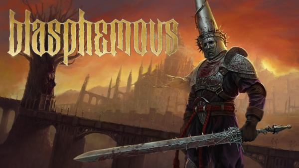 Blasphemous (2019) - полная версия на русском
