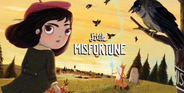 Little Misfortune (2019) - полная версия на русском