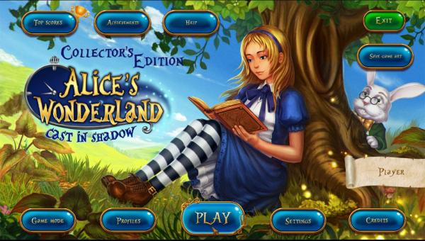 Alice's Wonderland: Cast In Shadow Collector's Edition (2019) - полная версия
