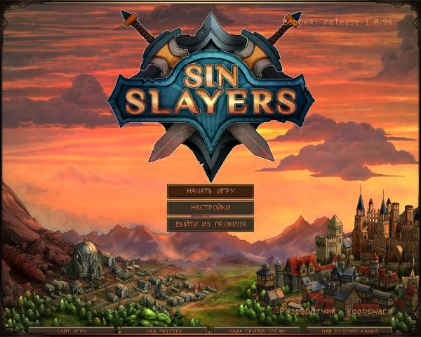 Sin Slayers (2019) - полная версия на русском