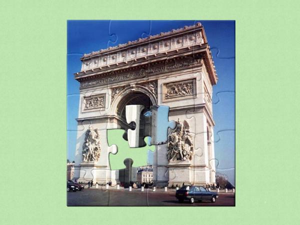 1001 пазл. Вокруг света. Франция (2019) - полная версия
