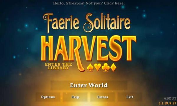 Faerie Solitaire Harvest (2019) - полная версия