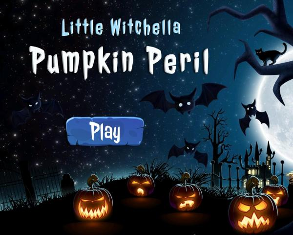 Little Witchella: Pumpkin Peril (2019) - полная версия
