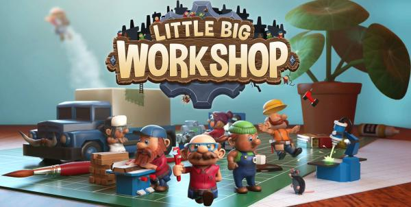 Little Big Workshop (2019) - полная версия на русском