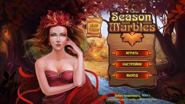 Season Marbles: Autumn (2019) - полная версия на русском