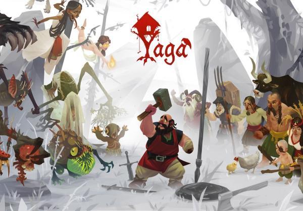 Yaga (2019) - полная версия на русском