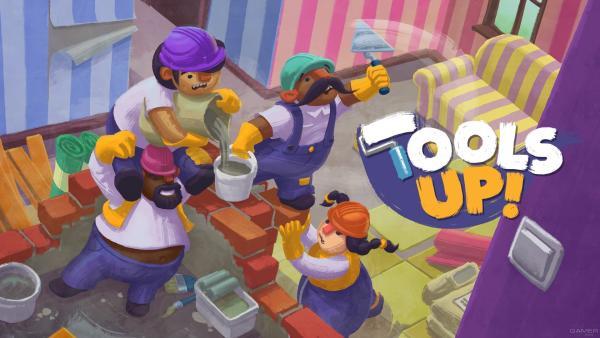 Tools Up! (2019) - полная версия на русском