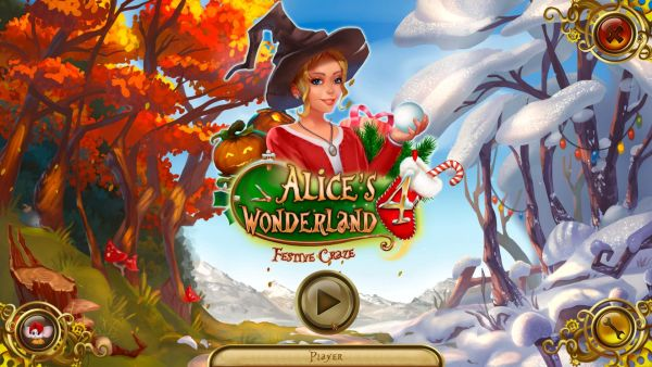 Alice's Wonderland 4: Festive Curse (2020) - beta версия