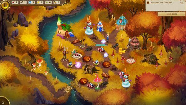 Alice's Wonderland 4: Festive Curse (2020) - beta версия