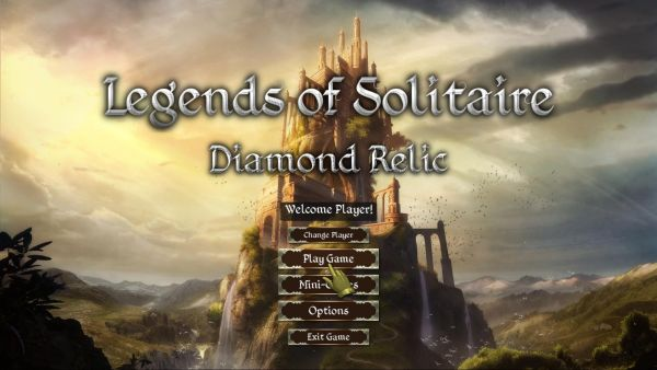 Legends of Solitaire 3: Diamond Relic (2020) - полная версия