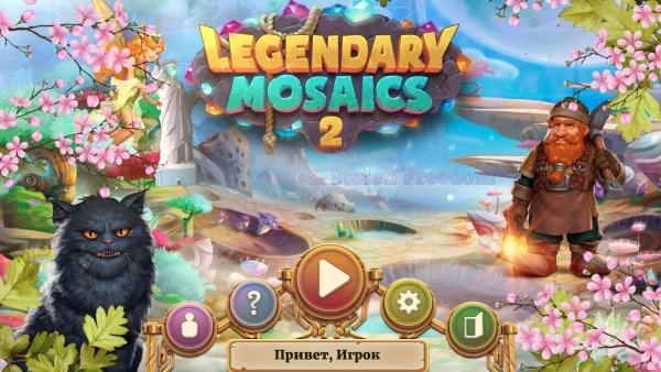 Legendary Mosaics 2: The Stolen Freedom (2020) - полная версия на русском