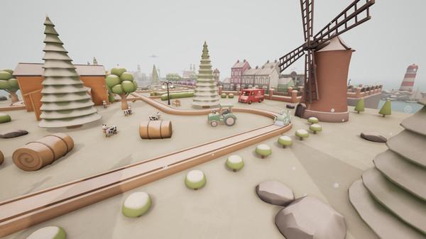 Tracks - The Train Set Game (2020) - полная версия на русском