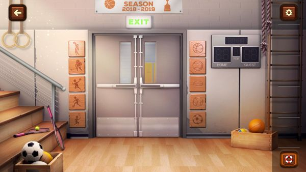 100 дверей. Побег из комнаты (2020) - полная версия