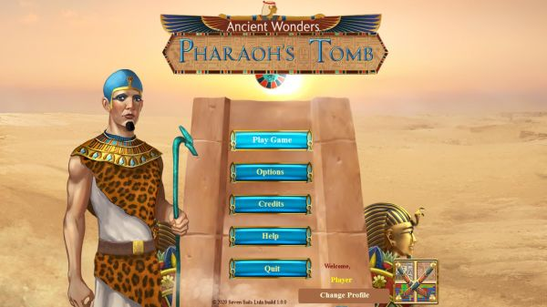 Ancient Wonders: Pharaoh's Tomb (2020) - полная версия