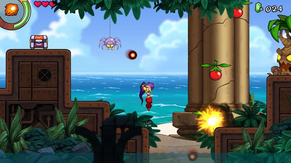 Shantae and the Seven Sirens (2020) - полная версия на русском