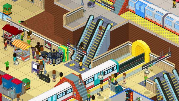 Overcrowd: A Commute 'Em Up (2020) - полная версия на русском