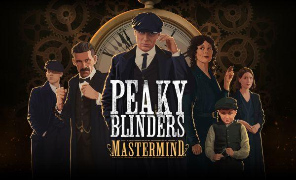 Peaky Blinders: Mastermind (2020) - полная версия на русском