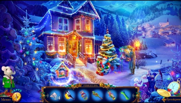 Рождественские истории 8. Зачарованный экспресс. Коллекционное издание (2020) - полная версия