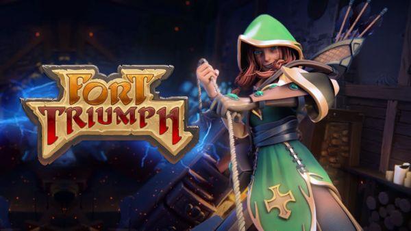 Fort Triumph (2020) - полная версия на русском