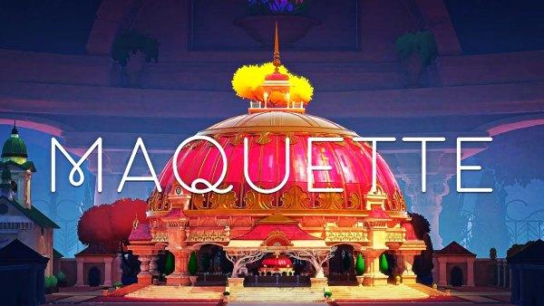 Maquette (2021) - полная версия на русском