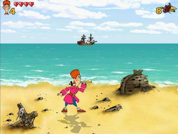 Остров сокровищ - полная версия