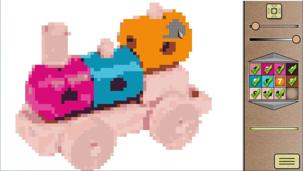 Pixel Art 30 (2021) - полная версия